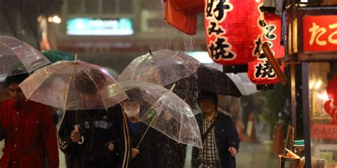 Study Links Japan's High Suicide Rate To Bad Weather